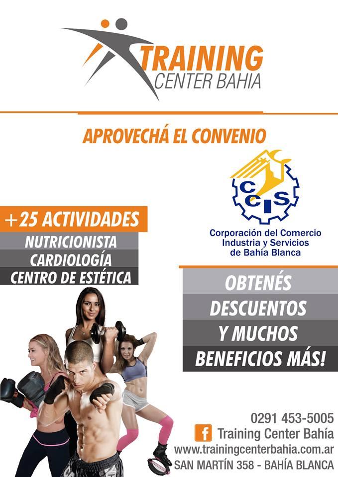 Trainning Center Bahia