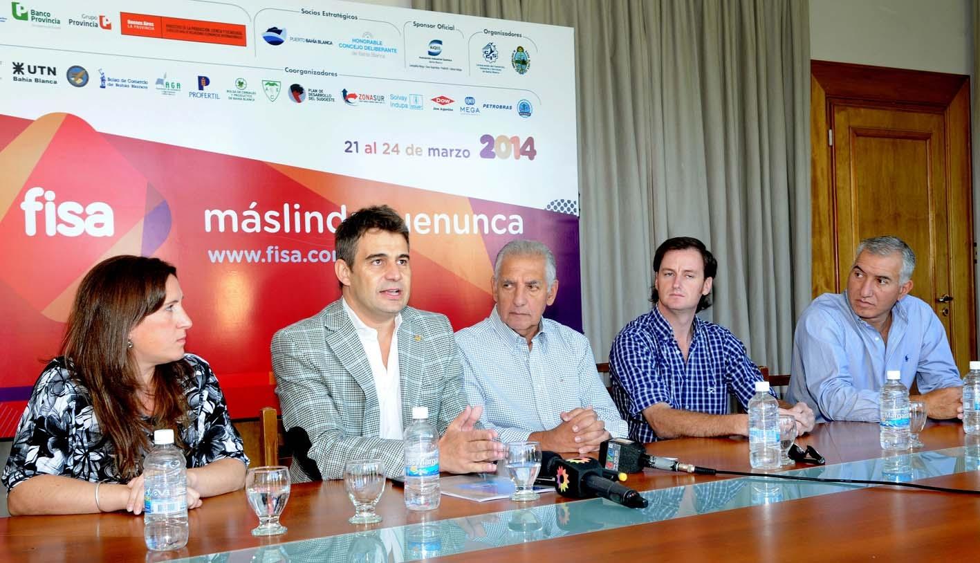 Conferencia de Prensa - FISA 2014 - 1