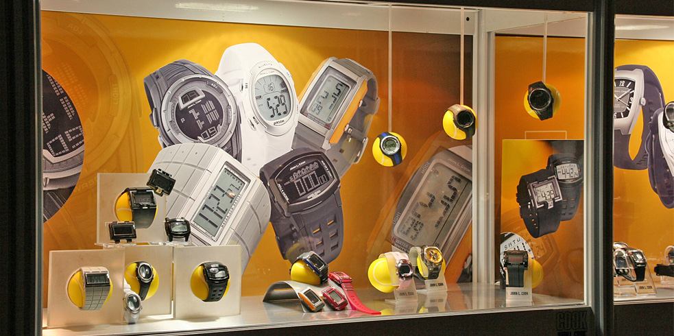 Resultado de imagen para vidrieras comerciales