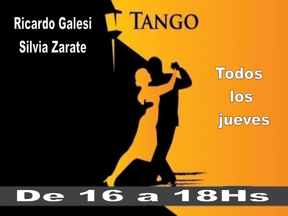 tarjeta de tango